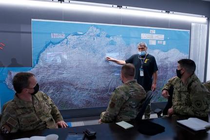 Arctic Guardians work with partners during Nome, Utqiagvik site surveys