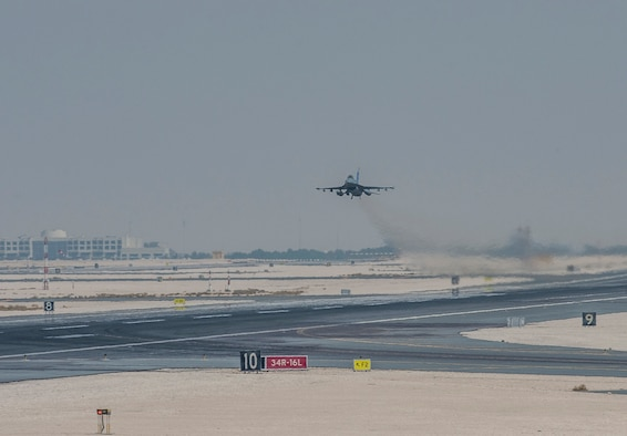 Qatar, AFCENT validate tactics during Exercise Sky Shield III