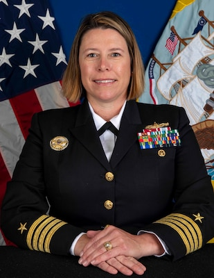 Captain Andria Slough