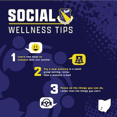 Social Wellness Tips