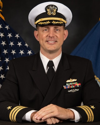 CDR Michael A. Winslow