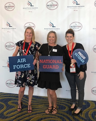 Armed Forces Insurance 2020-2021 Military Spouse of the Year nominee, Mrs. Carolyn Chase