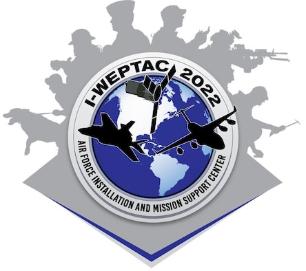 The 2022 Installation and Mission Support Weapons and Tactics Conference will take place April 4-6, 2022 at Joint Base San Antonio-Lackland, Texas. The conference addresses current and future challenges in I&MS areas by leveraging the expertise and experience of Airmen and Guardians around the world who identify mission support deficiencies, shortfalls and developmental gaps and provides actionable recommendations. (U.S. Air Force courtesy graphic).