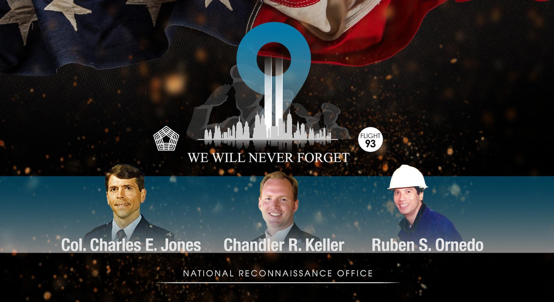 NRO remembers 911
