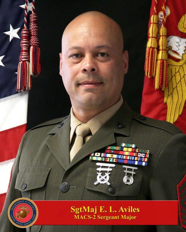 Sergeant Major Elson L. Aviles