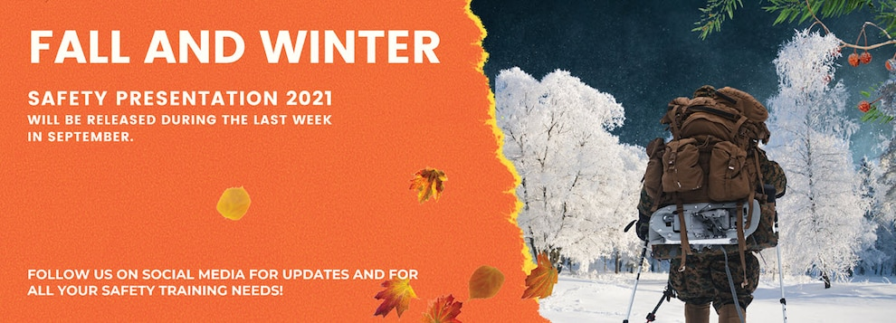 Fall and Winter Banner