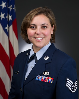 official photo SSgt Zidlicky