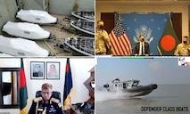 U.S. Donates Metal Shark And Defender Patrol Boats To The Bangladesh Navy And Bangladesh Coast Guard