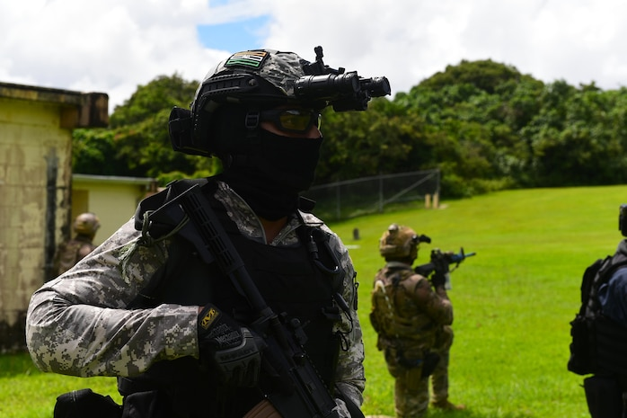 NSW Wraps Up SOF Phase of MALABAR with Partner Nations