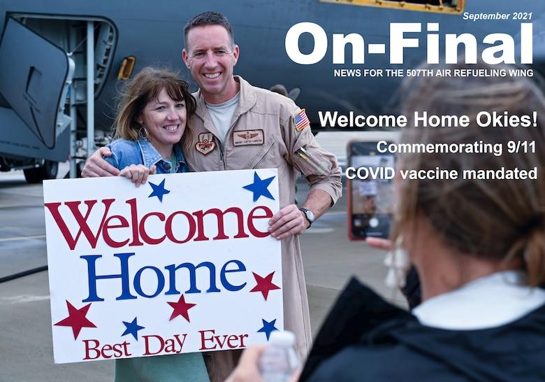 Deployers return home