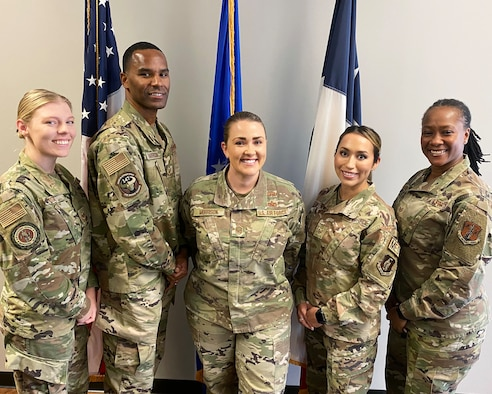 147th Attack Wing Recruiters.