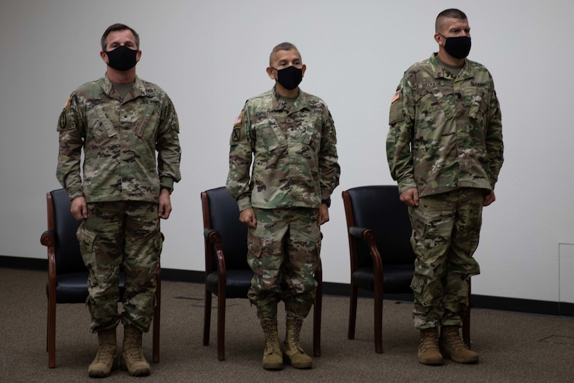 Assumption of Command Ceremonial photo