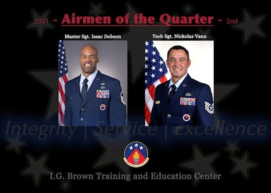 Airmen of the quarter