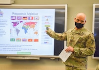 VNG officer graduates from Spanish-immersive ILE, assumes post in Columbia