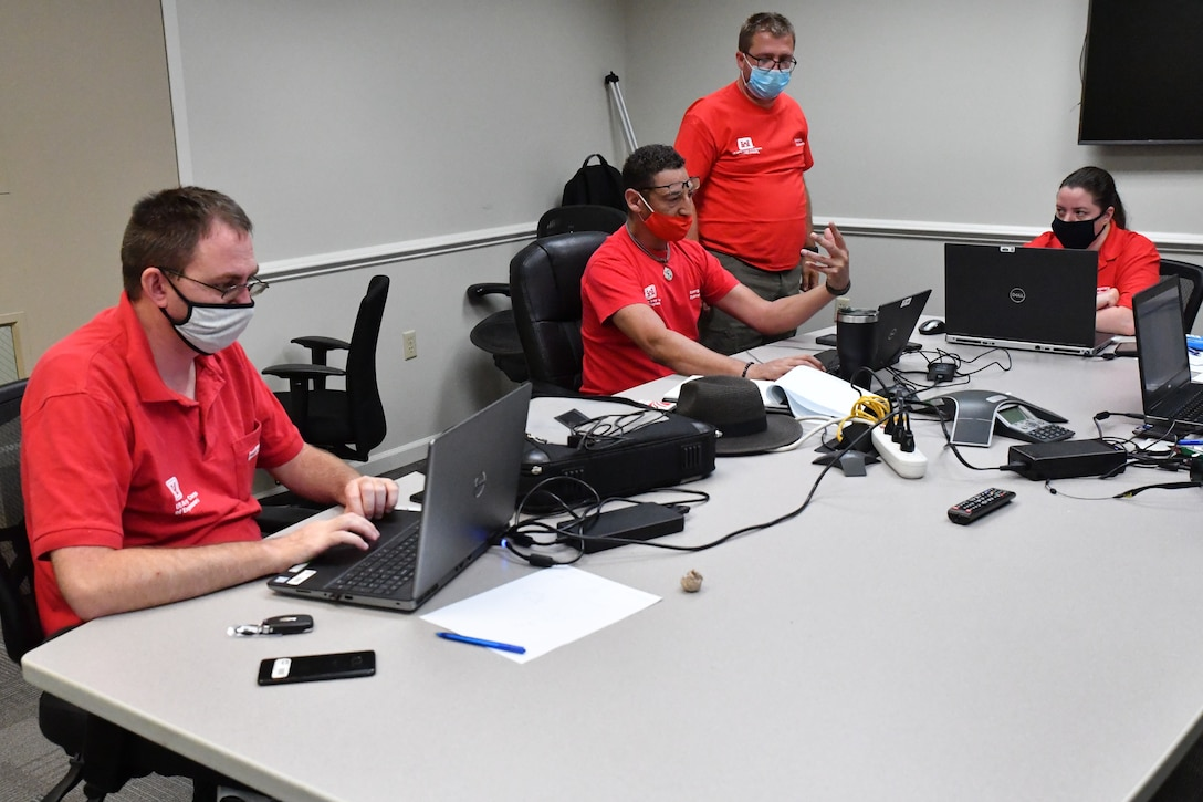 RSC the first stop in USACE's Hurricane Ida response