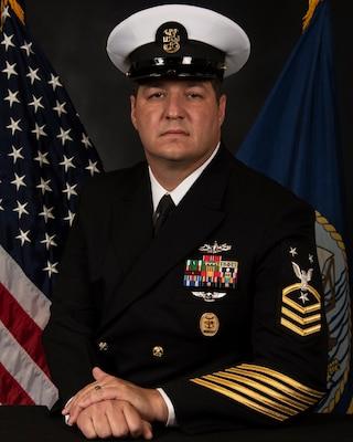 Master Chief David Hyatt