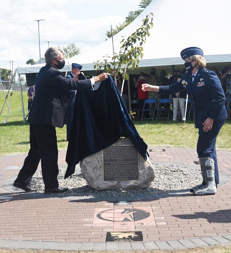9/11 memorial unveiling