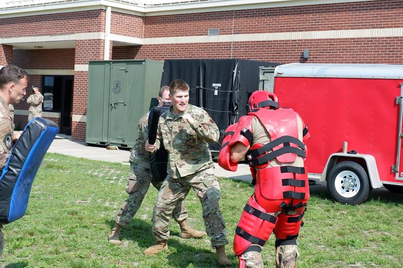 110th SFS conducts baton training