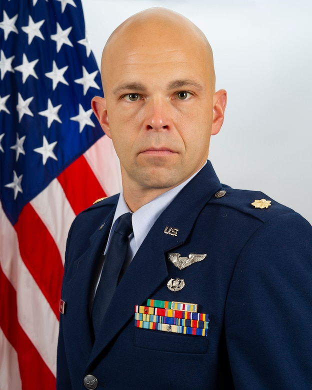 Maj. Jonathon Hoover is the new 434th Air Refueling Wing staff judge advocate general.