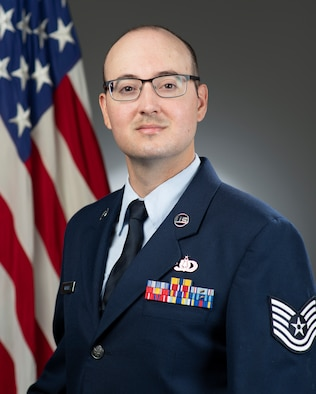 official photo TSgt Wilmer