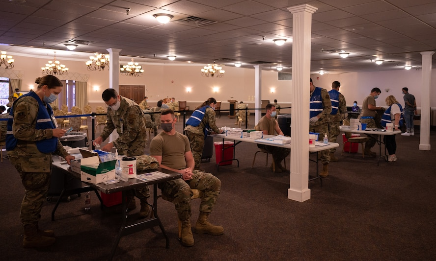 Vaccination of Airmen and Guardians enhances force health protection and readiness. This action is consistent with DoD mandatory vaccination programs for service members to address other health threats such as seasonal influenza.