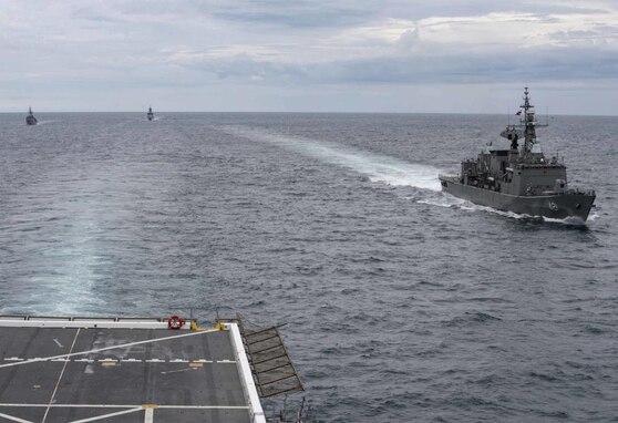 United States and Thailand Expand Maritime Partnership
