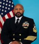 Master Chief Ralph I. Bass Jr., Senior Enlist Leader, Navy Information Operations Detachment (NIOD) Korea