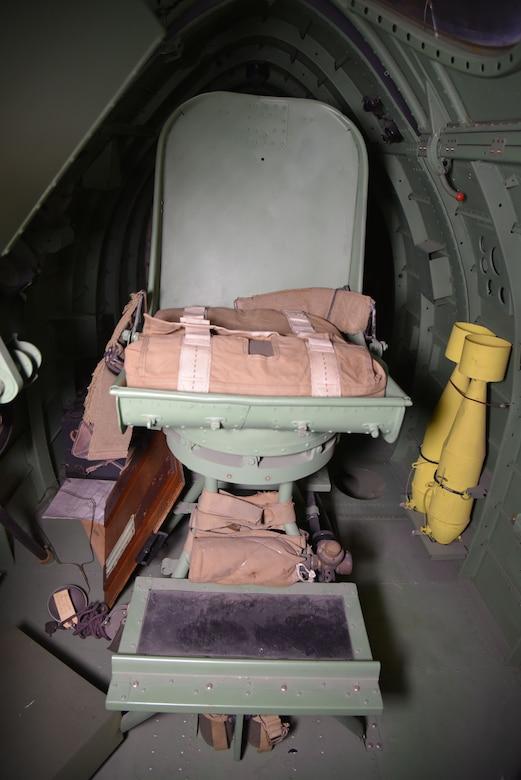 Bristol Beaufighter interior view