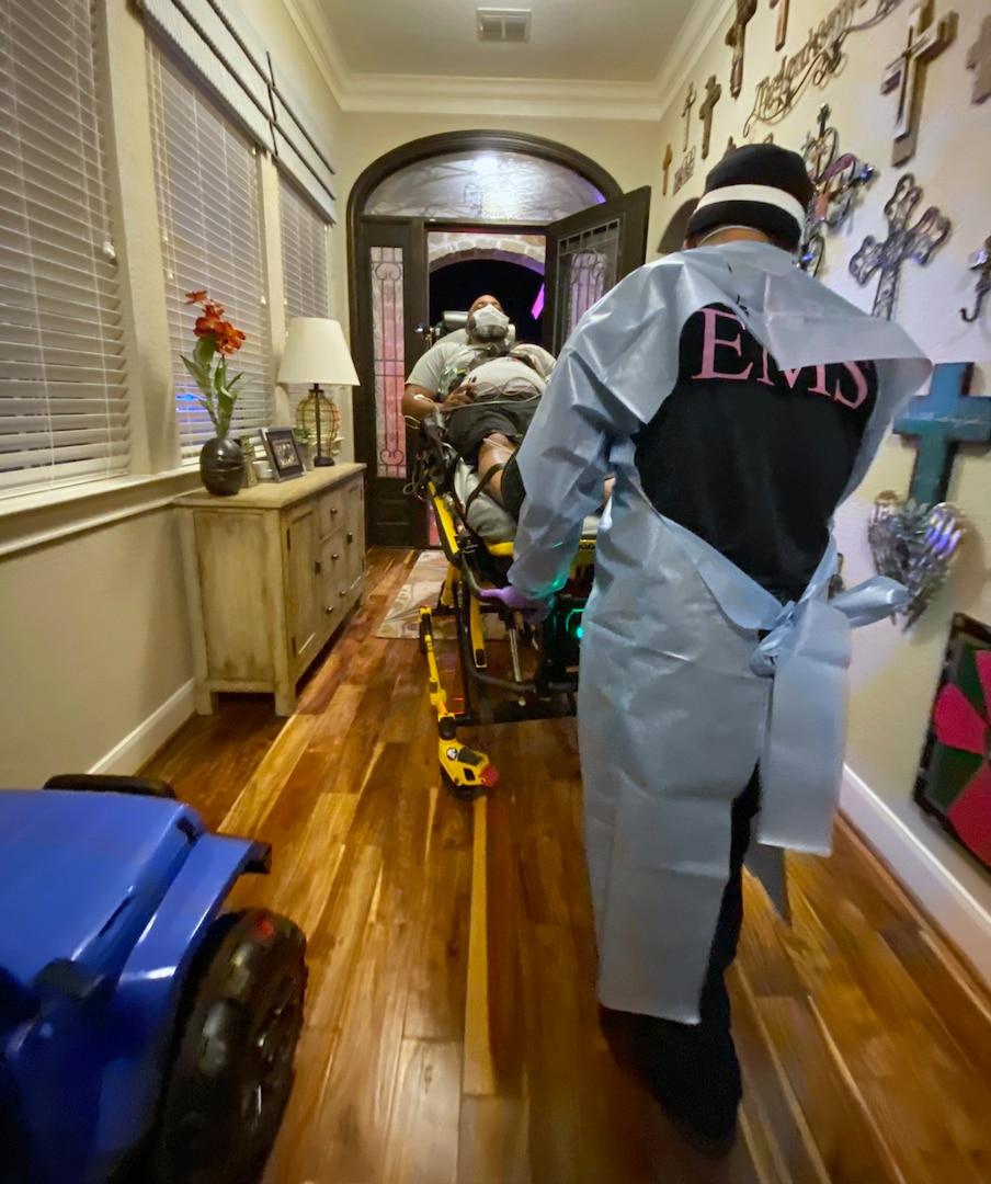 After the ventilator, COVID survivor advocates for vaccine