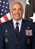 This is the official portrait of Maj. Gen. David N. Miller, Jr.