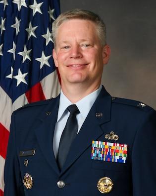 Col. Charles Barkhurst, Vice Commander, 88th Air Base Wing