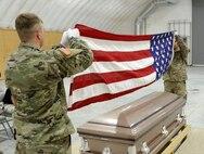 VNG's Funeral Honors Program ensuring all eligible veterans get proper final respects