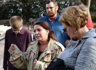 Unit, family, friends gather to remember fallen VNG Soldiers 14 years later