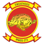 MWSS-273 Unit Logo