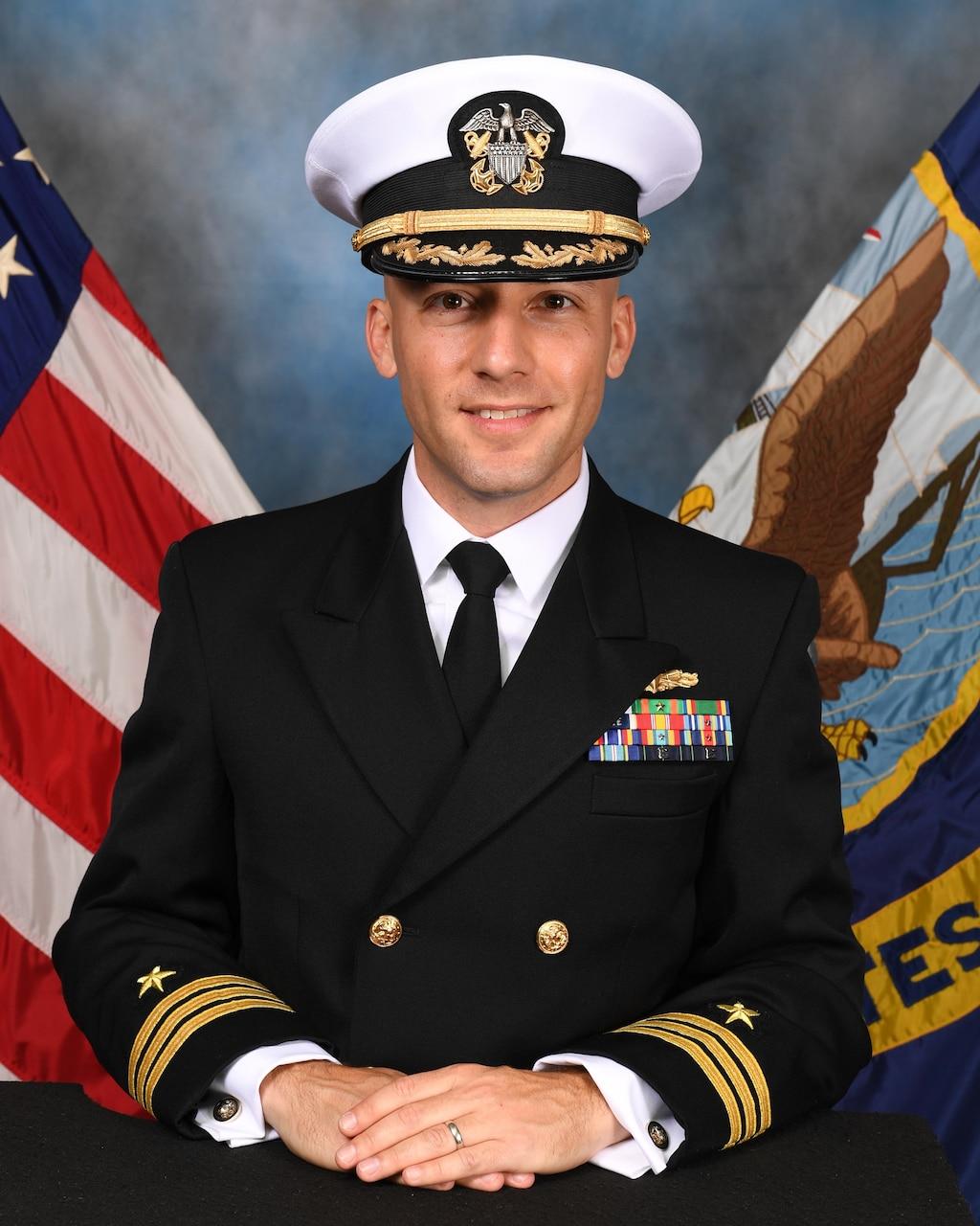 Commander Matthew R. Furtado