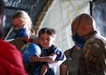 U.S. Army Medical professionals support Operation Allies Refuge