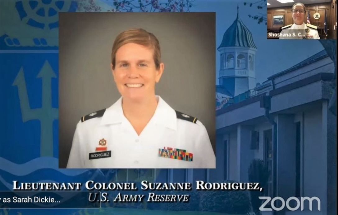 Indo-Pacific Army Reserve Officer Completes Prestigious Naval War College