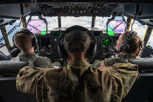 39th Airlift Squadron conducts training sortie during RED FLAG-Alaska