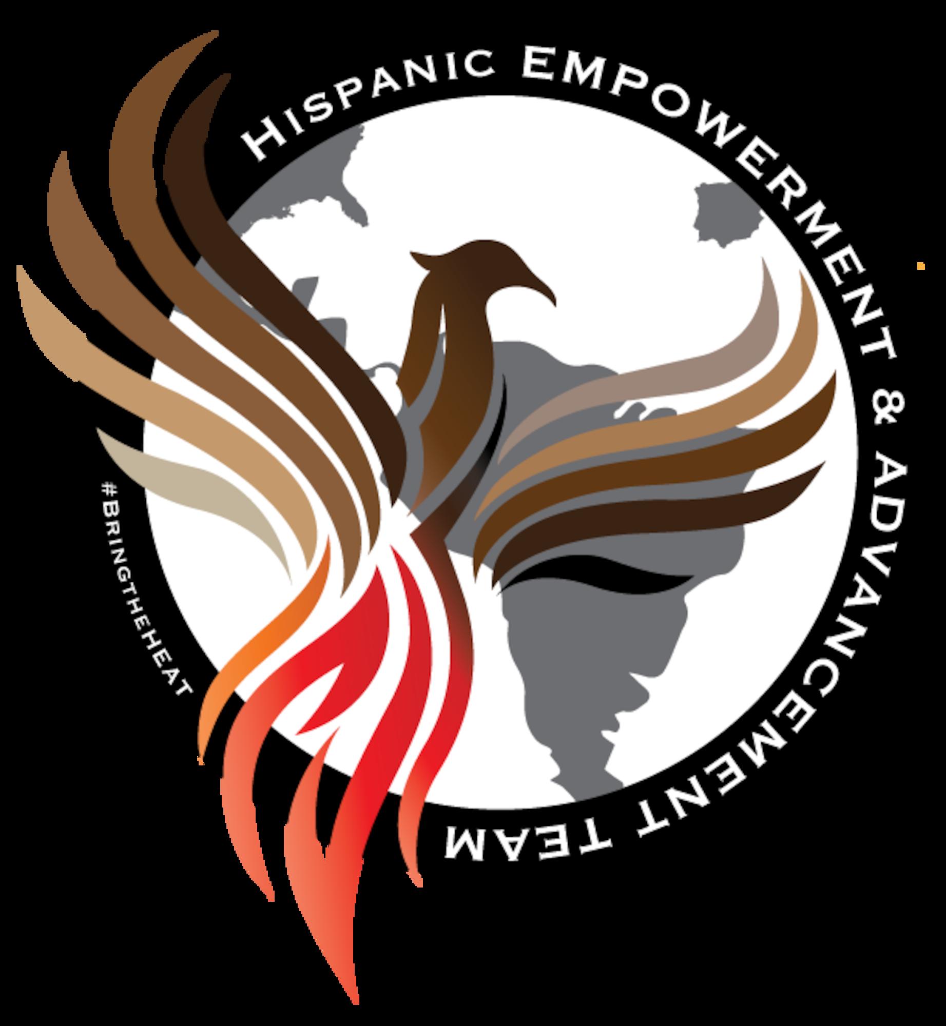 Hispanic Empowerment and Advancement Team logo.