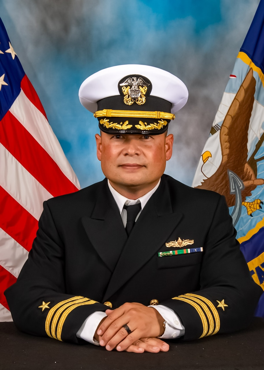 Commander Christopher D. Caraway