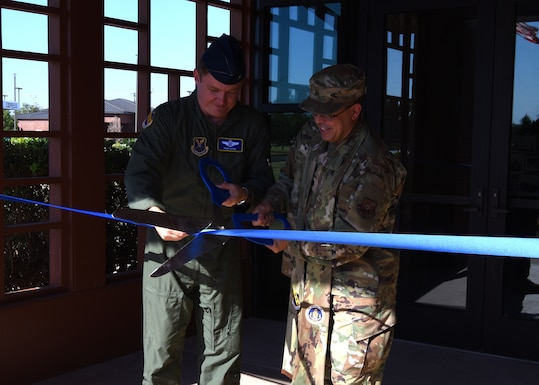 Dyess AFB Chapel Re-Opens after 3 years