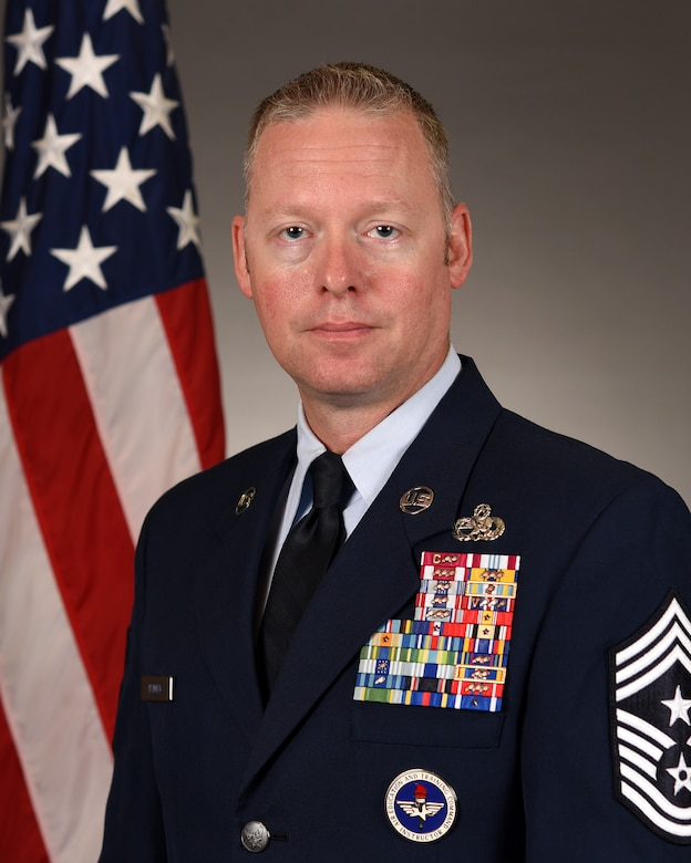 Chief Master Sgt. Benjamin W. Hedden