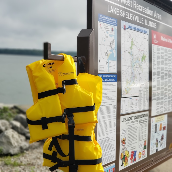 Sea Tow Foundation Life jacket Loaner Program