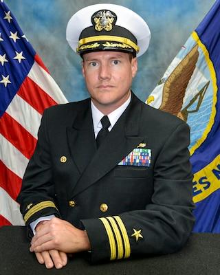 Commander Kelly Craft