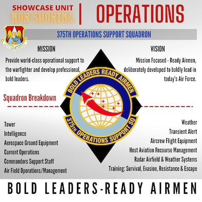 375th Operations Support Squadron Graphic