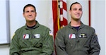 Kyle and Nick Camaiore are first class petty officers, aviation maintenance technicians and brothers stationed at Coast Guard Air Station Elizabeth City, North Carolina. In this video, they discuss the pride and joy they have found in their 10-year career while serving in the Coast Guard. U.S. Coast Guard video by Petty Officer 1st Class Stephen Lehmann.