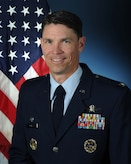 Colonel in official photo.