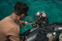 Neptune Forager | 3d Landing Support Battalion hones mobile command and control capabilities on Ukibaru Island