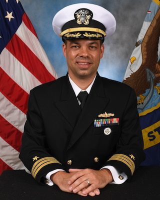 Commander Joseph Abrutz