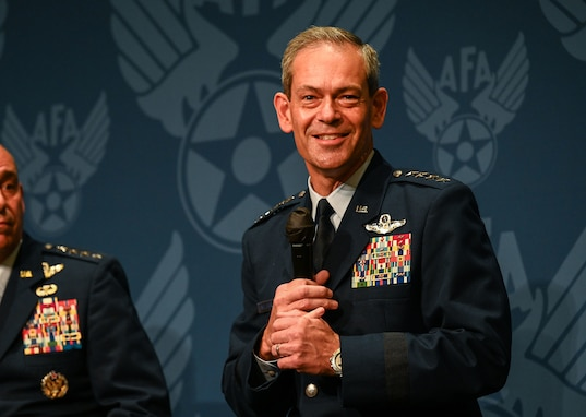 PACAF commander talks ACE at AFA's Air, Space, Cyber Conference